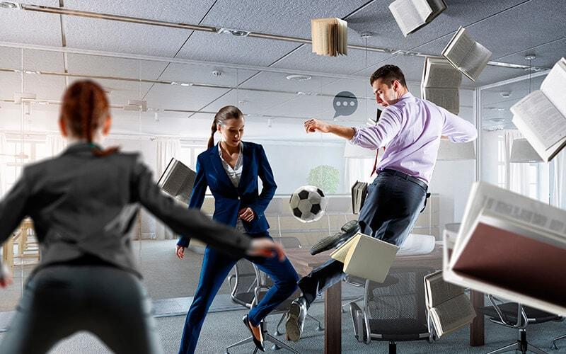 Контроль сотрудников
