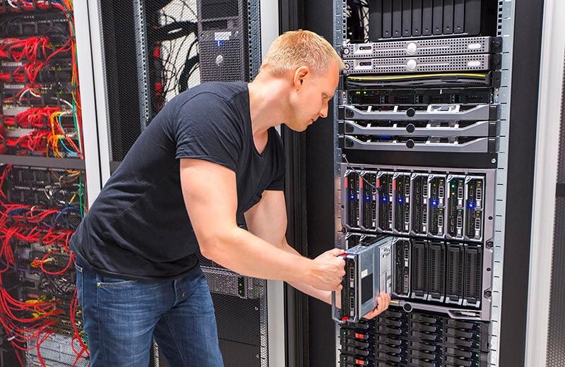 Сервера хранения данных