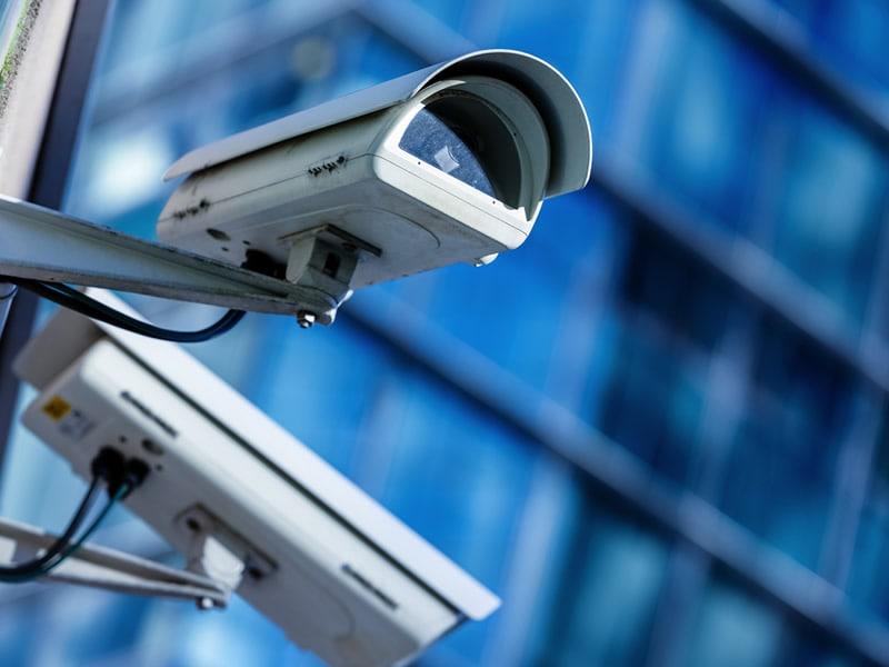 Монтаж систем видеонаблюдения в Санкт-Петербурге