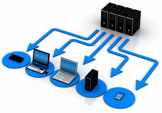 Преимущества удаленного сервера картинка