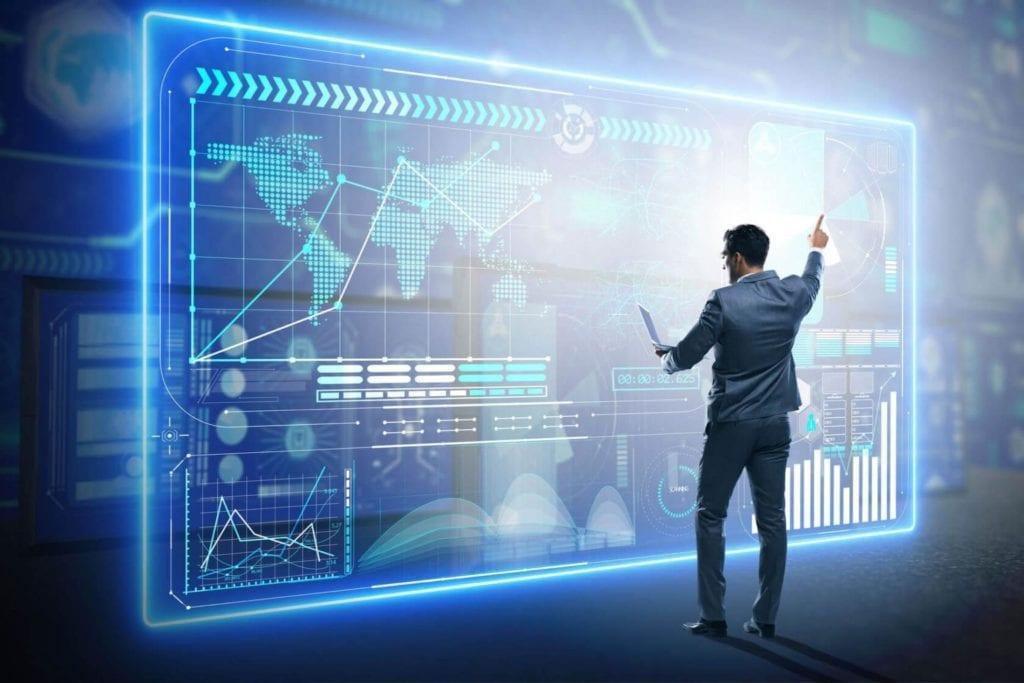 Аналитические системы, основанные на ИИ картинка
